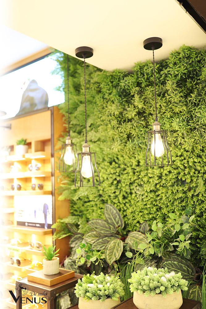 đèn thả quán cà phê đẹp