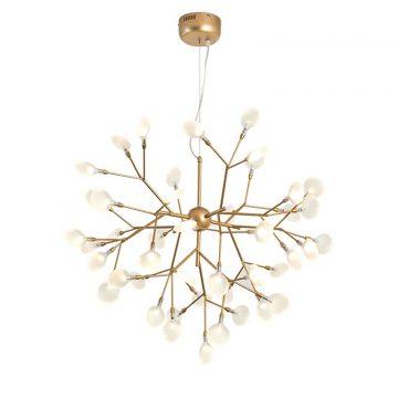Đèn chùm Cánh hoa Heracleum 45 Bóng Venus NY198/45