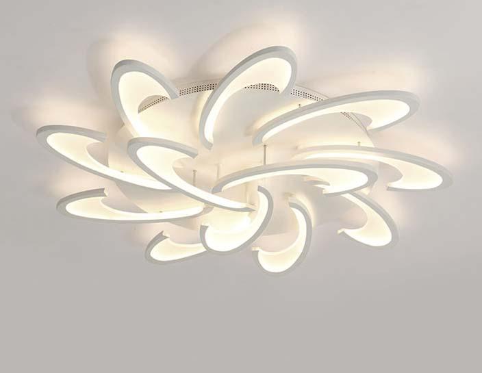 đèn ốp trần led siêu sáng