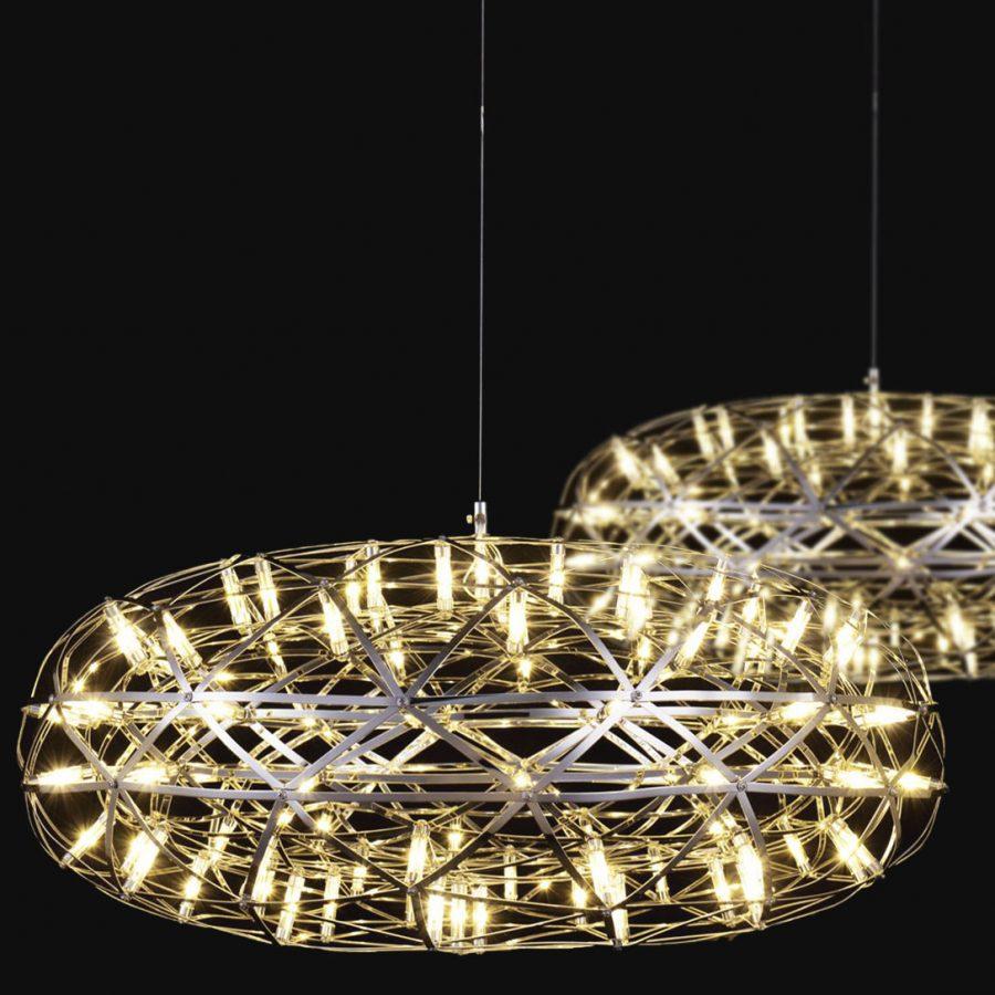 """Đèn thả trang trí """"Pháo hoa"""" Oval Venus 9067S"""