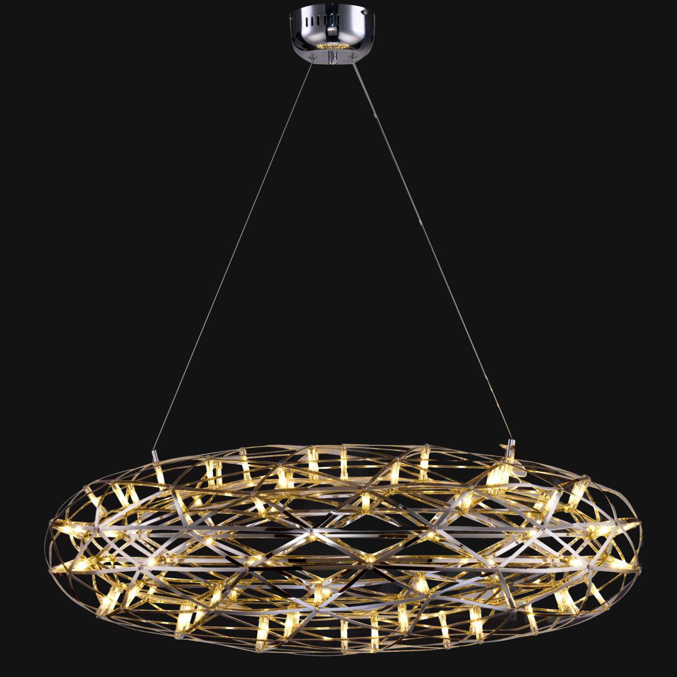 """Đèn thả """"Pháo hoa"""" Oval cỡ lớn Venus 9067L"""