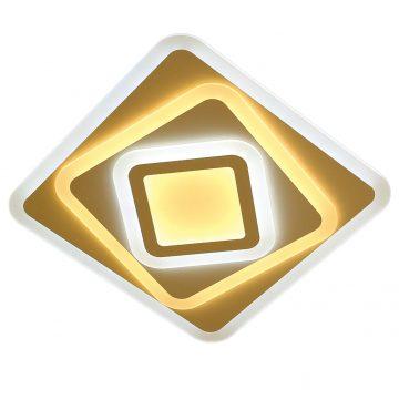 Đèn ốp trần LED mâm vuông 500x500mm VENUS SP8520 (40W)