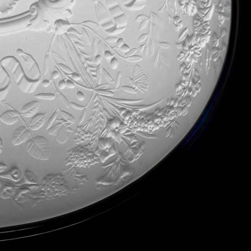 """Đèn thả bán cầu nghệ thuật """"Flos Skygarden"""" Venus 3205"""