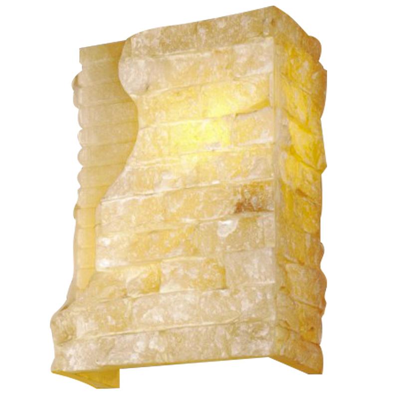 Đèn tường hiện đại trang trí ngoài trời bằng đá Venus 5201/2