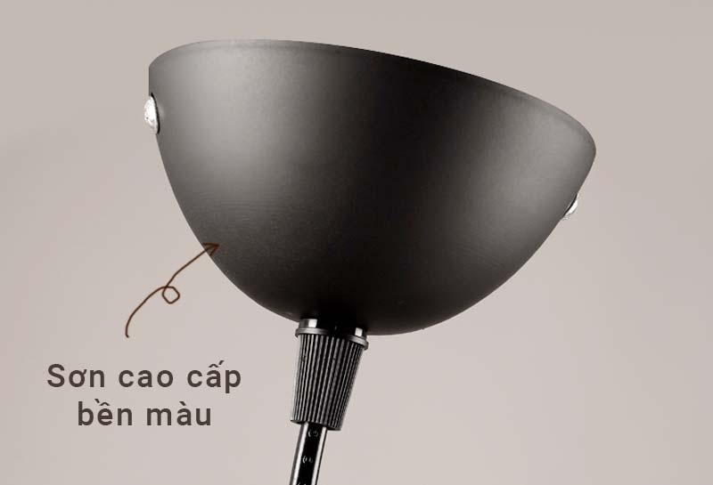 đèn thả nhôm sắt công nghiệp