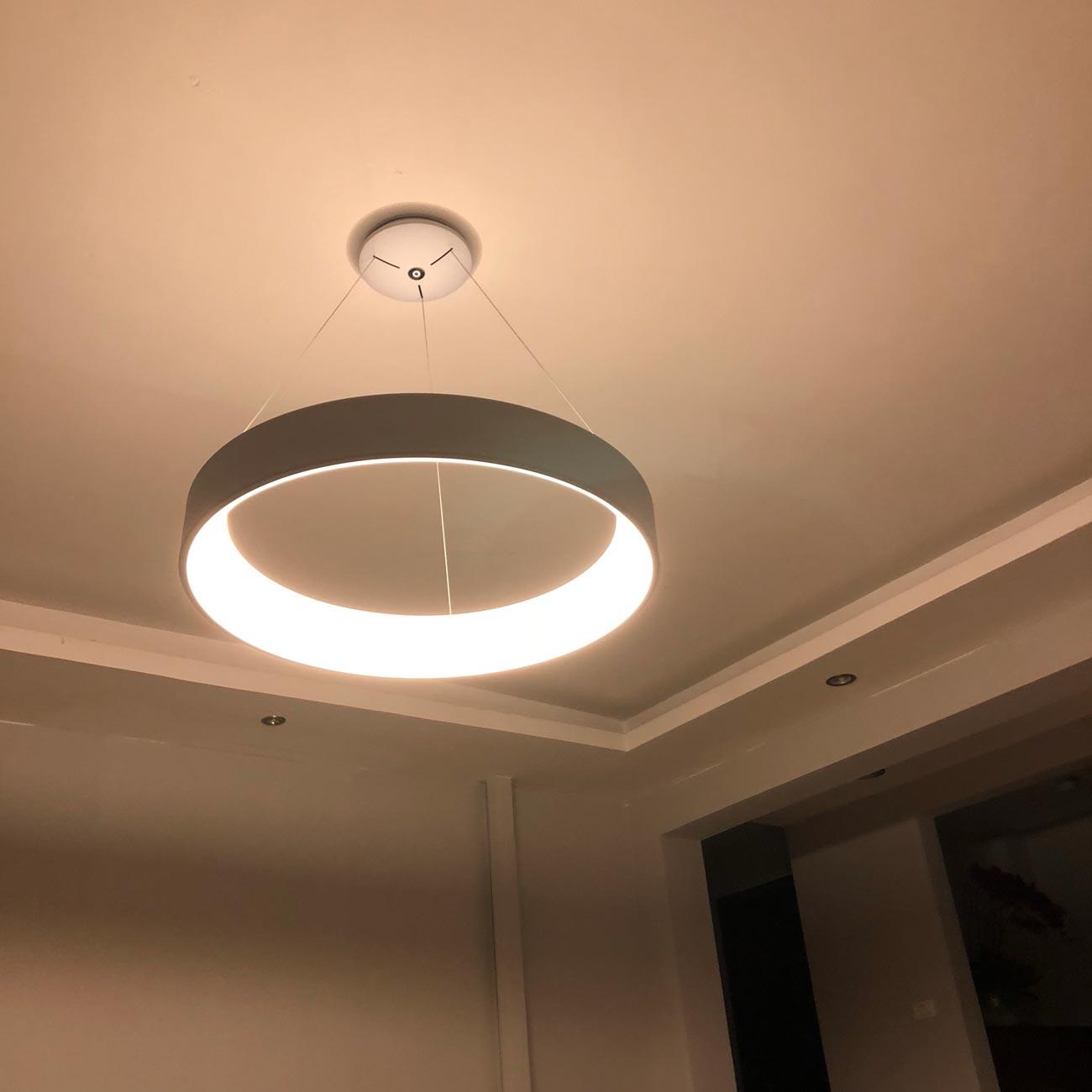 Đèn thả LED một vòng tròn Venus 8285