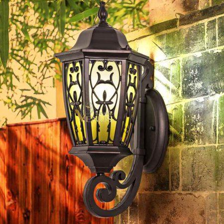 Đèn tường ngoài trời cổ điển Venus 0326