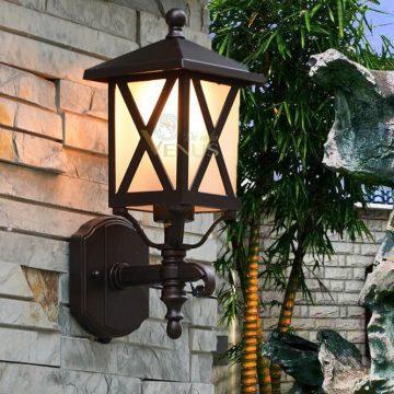 Đèn tường ngoài trời cổ điển Venus 0331