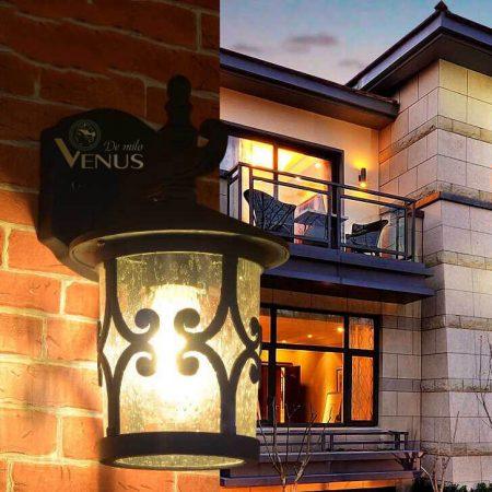 Đèn tường ngoài trời cổ điển Venus 0333
