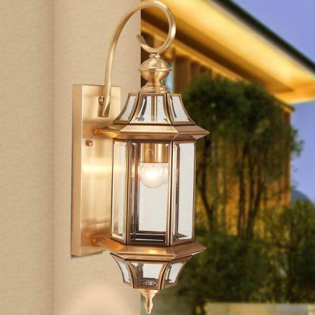 Đèn tường ngoài trời cổ điển Venus 0527