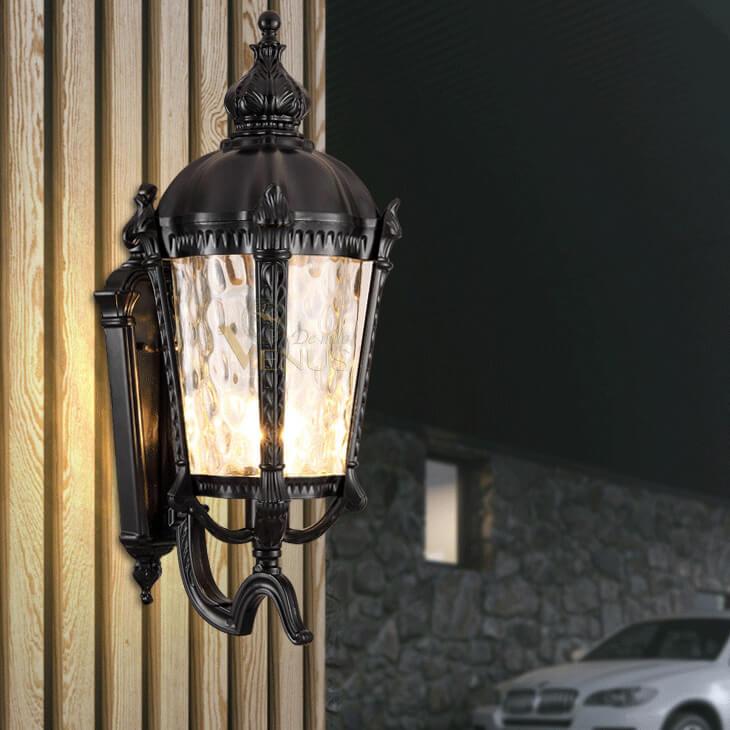 Đèn tường ngoài trời cổ điển Venus CK8695