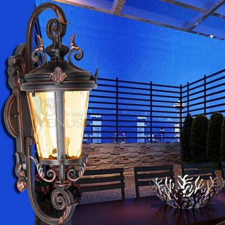 Đèn tường ngoài trời cổ điển Venus SH0360