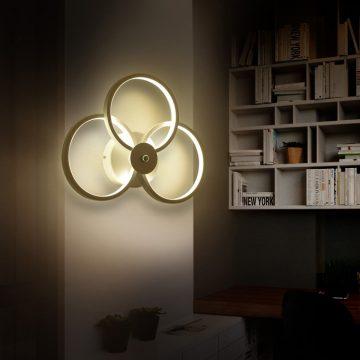 Đèn tường LED 3 vòng tròn VENUS 005S