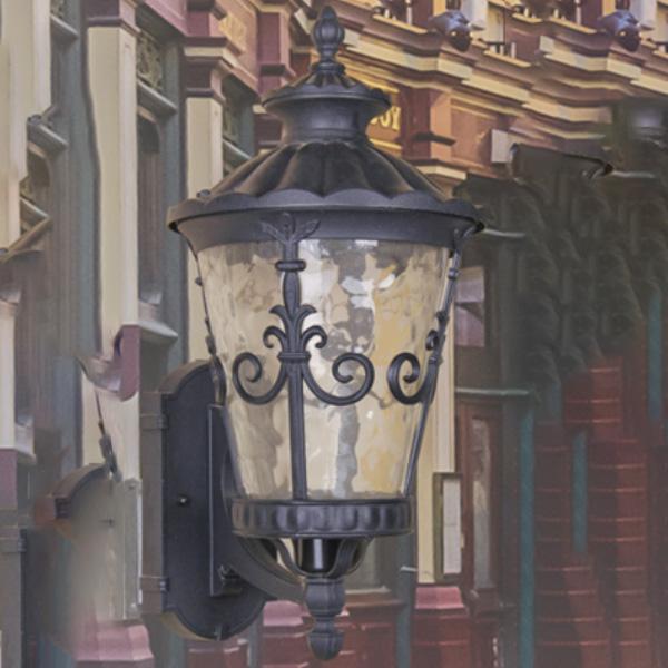 Đèn tường ngoài trời cổ điển Venus 0182/7