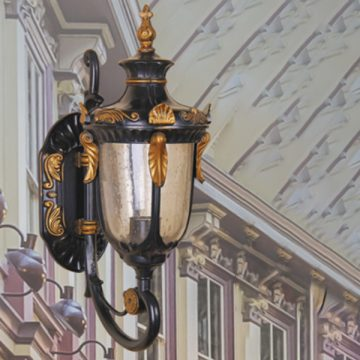 Đèn tường ngoài trời cổ điển Venus 096/7