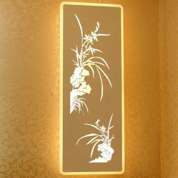 Đèn tường LED cụm hoa lan Venus CI06L