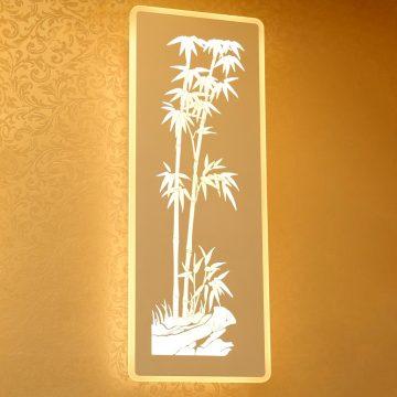 Đèn tường LED hình cây trúc Venus CI103TR