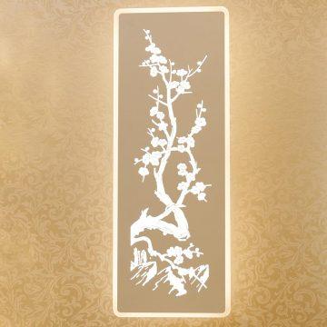 Đèn tường LED hình hoa mai Venus CI04D