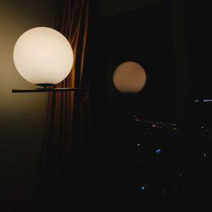 Đèn cây trang trí cao cấp Flos IC Venus L127/6