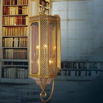 Đèn tường ngoài trời cổ điển Venus 1901M