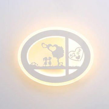 Đèn tường LED họa tiết Love Venus FL210