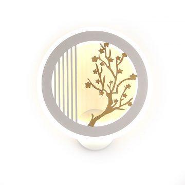 Đèn tường LED 24W hình hoa mai Venus KD5123