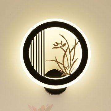 Đèn tường LED tròn 24W VENUS KD5124