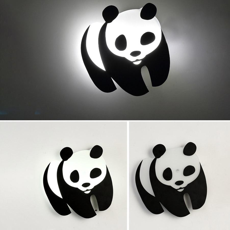 đèn ngủ hình gấu panda