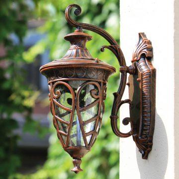 Đèn tường ngoài trời cổ điển Venus 6555