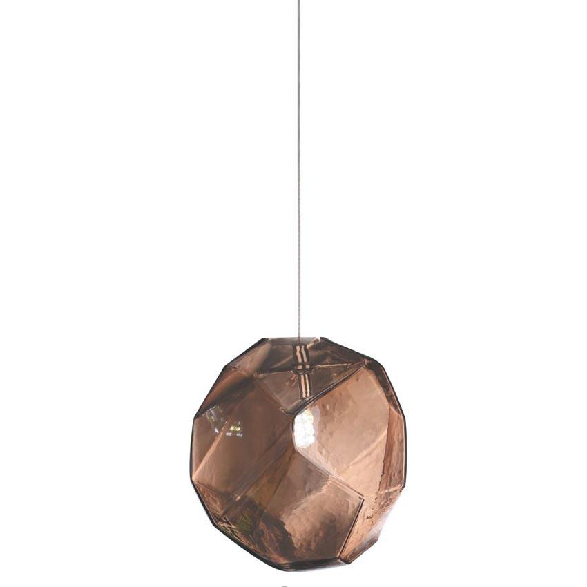 Đèn thả thủy tinh hiện đại Venus 8029
