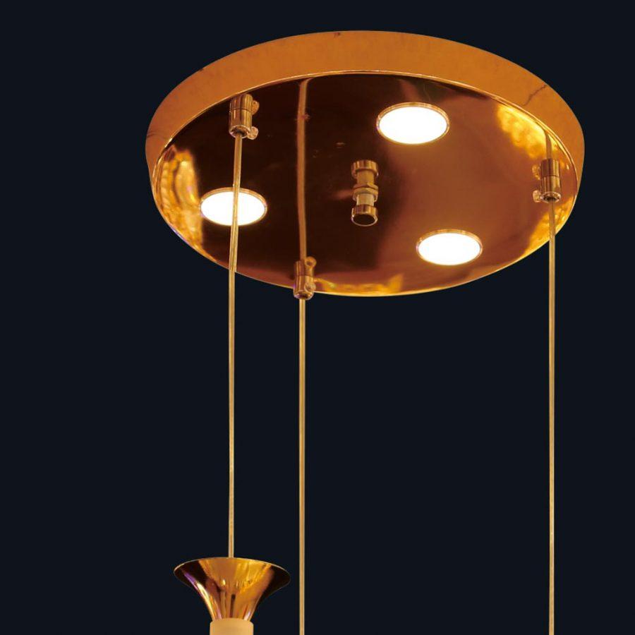 Đèn thả pha lê Venus CR73190