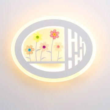 Đèn tường LED bông hoa nhỏ VENUS FL205
