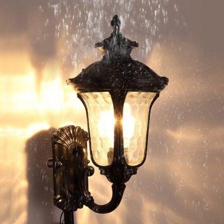 Đèn tường ngoài trời cổ điển Venus MB085/9