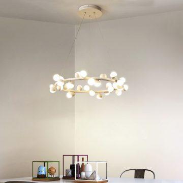 Đèn thả chùm 30 Bóng nhỏ VENUS MD2850/30