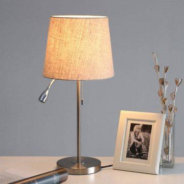 Đèn bàn chụp vải Venus MY8730