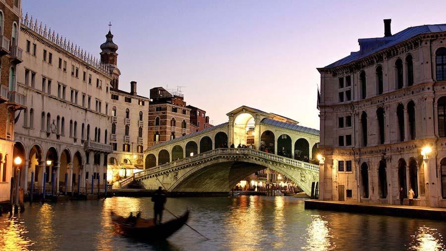 PONTE DI RIALTO, Thành Phố VENICE Nước Ý