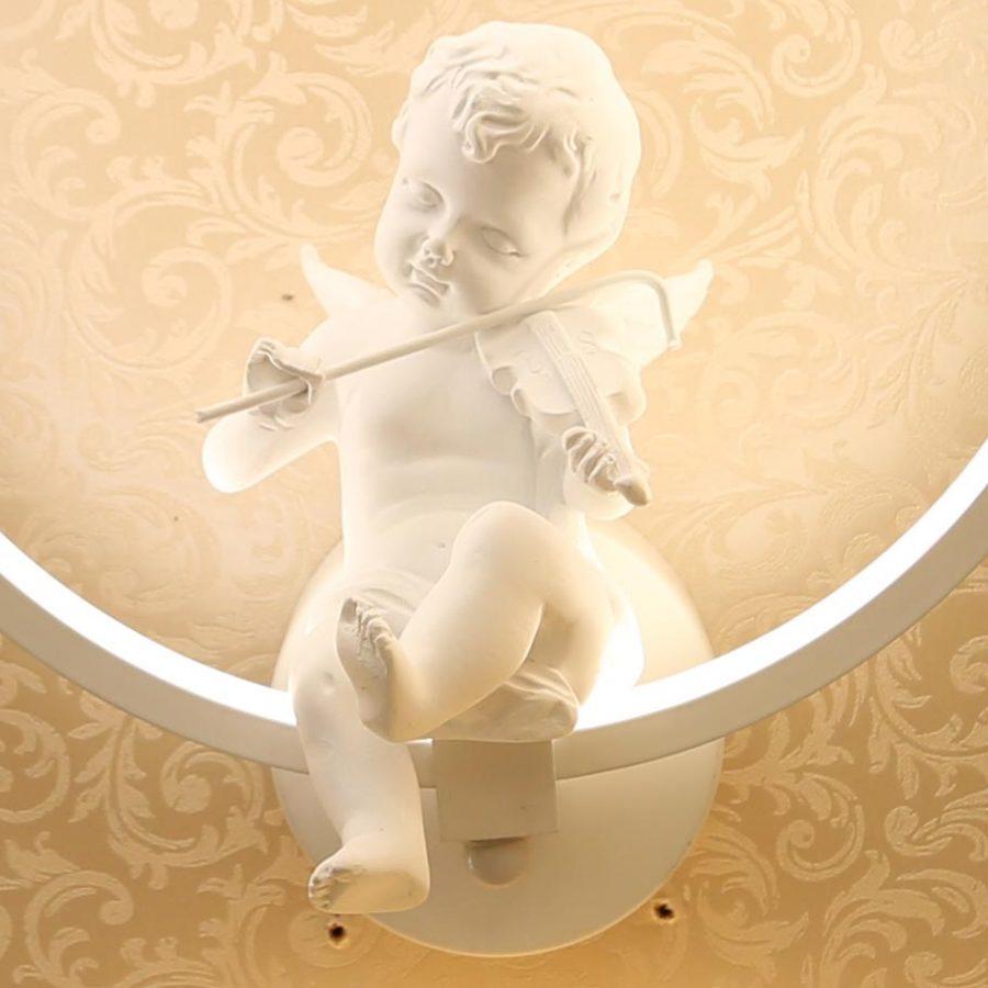Đèn treo tường LED thiên thần đàn violin Venus AG86954