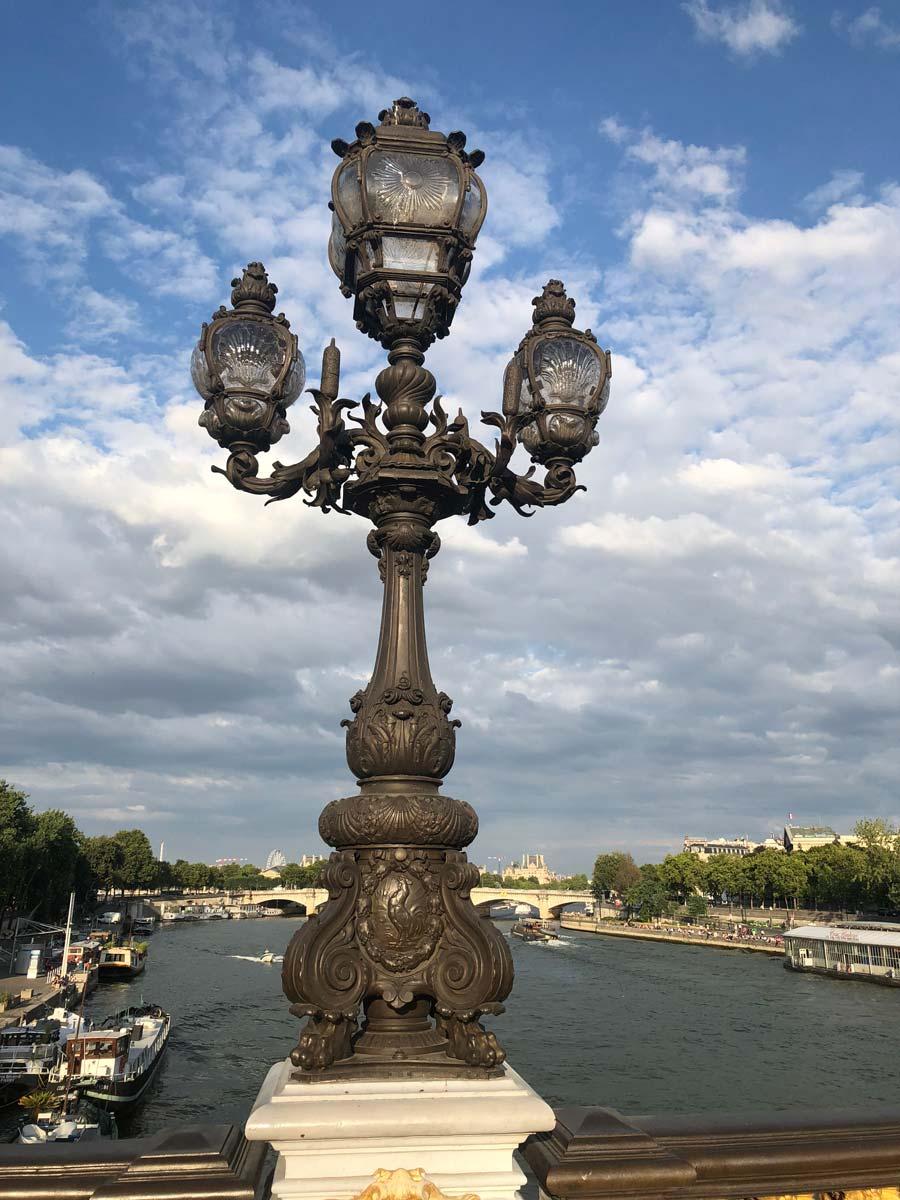 cầu Pont Alexandre III