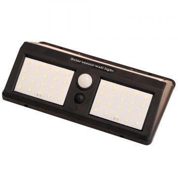 Đèn âm tường ngoài trời dùng năng lượng mặt trời Venus VR7317 (10W)