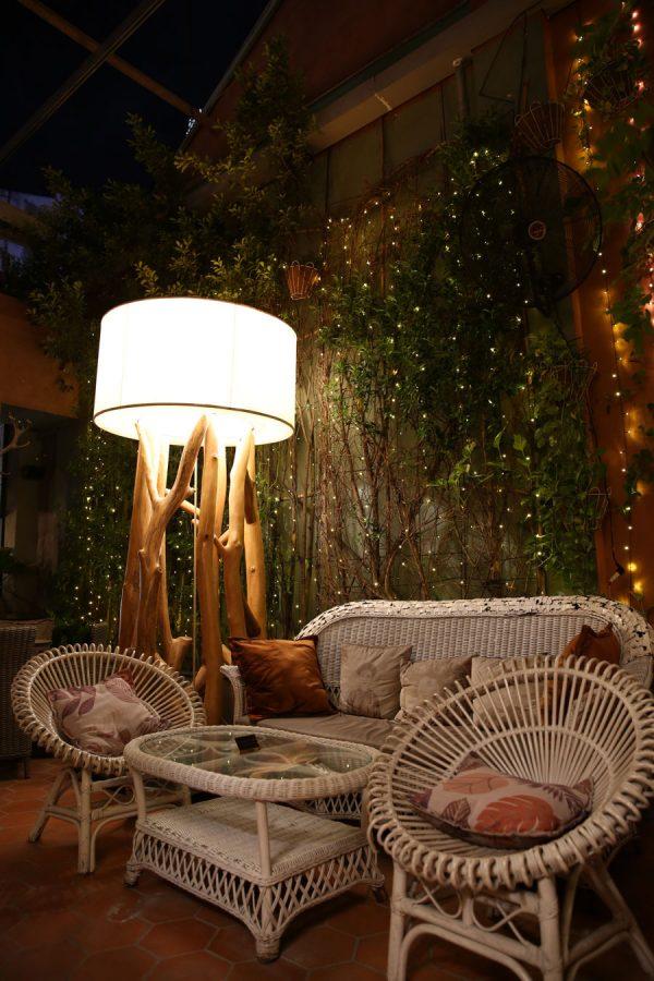 quán cà phê RUNAM BISTRO