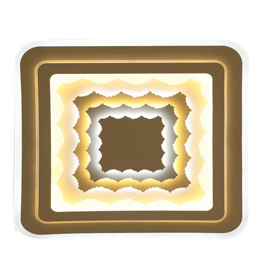 Đèn ốp trần LED mâm vuông 500x500 mm Venus VR8891 (60W)