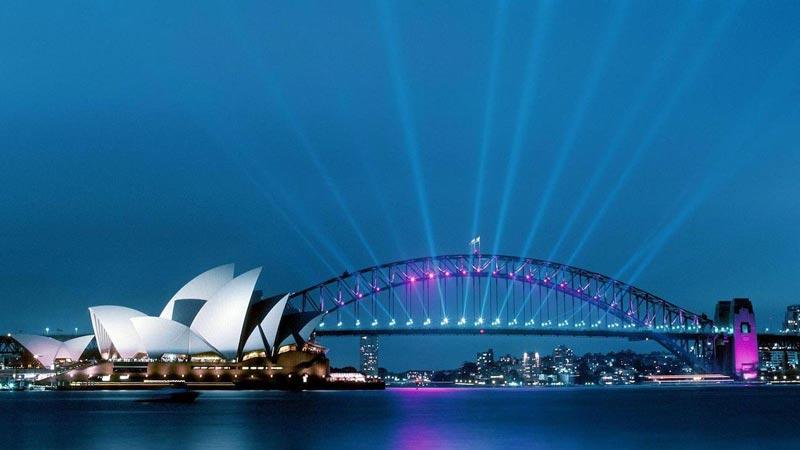Cầu Cảng SYDNEY AUSTRALIA