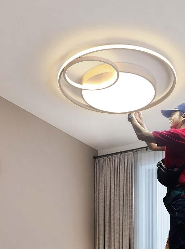 đèn ốp trần led