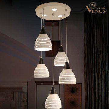 Đèn thả treo 5 bóng Venus VR5233/5