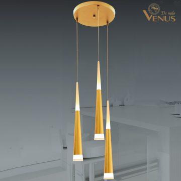 Đèn thả thanh thủy tinh Venus KD6017/3