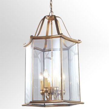 Đèn thả đồng bàn ăn chung cư sang trọng Venus 100023-06 6 Bóng