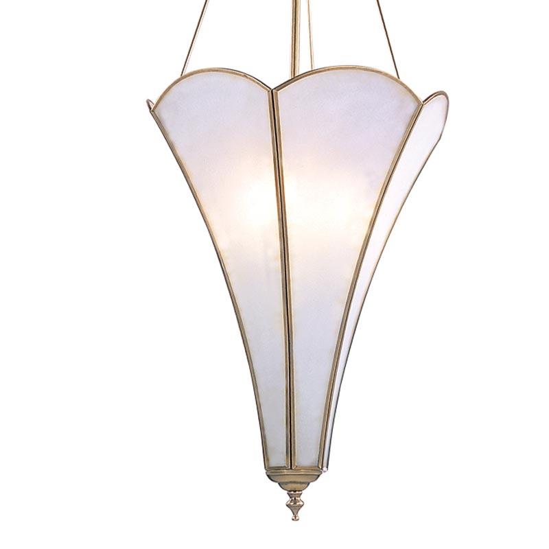 Đèn thả trần phòng khách bằng đồng cánh hoa Venus 100034-03 3 Bóng