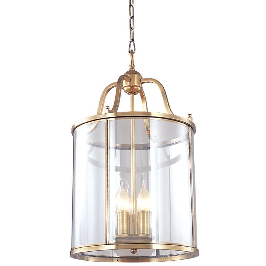 Đèn thả trần phòng khách bằng đồng ấm cúng Venus 100036-04 4 Bóng