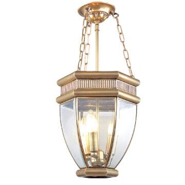 Đèn Chùm Đồng Kiểu Pháp Cổ Điển Venus 100143-03 3 tay bóng nến