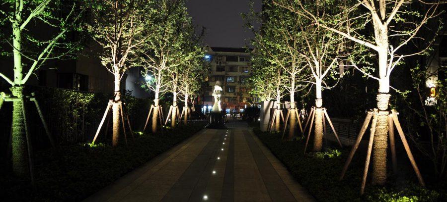 đèn trang trí ngoài trời & sân vườn hiện đại